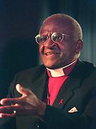 Desmond Tutu 1986 & 199