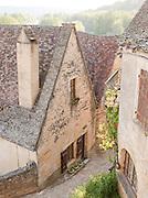 Local house in Beynac-Et-Cazenac, Dordogne, France