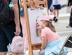 Sketch in the Square 4th August 2021