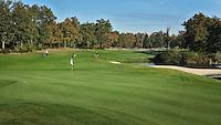 EEMNES - Golfbaan de GOYER hole 18. . COPYRIGHT KOEN SUYK