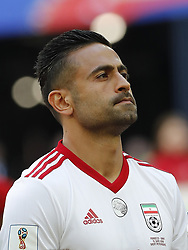 Omid Ebrahimi of IR Iran
