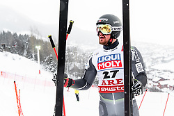 February 8, 2019 - Re, SWEDEN - 190208 Adrian Smiseth Sejersted of Norway at the downhill training during the FIS Alpine World Ski Championships on February 8, 2019 in re  (Credit Image: © Daniel Stiller/Bildbyran via ZUMA Press)