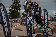 #66 (PALMER James) CAN at the 2016 UCI BMX Supercross World Cup in Santiago del Estero, Argentina