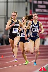 women's mile, heat 2, Laura Nagel, Providence, Madeline Chambers, Georgetown