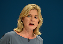 File photo dated 04/10/16 of Justine Greening, as leading Conservative activist Mary Douglas has aid it is possible that Government plans to make it easier to change gender have been influenced by the Education Secretary's sexuality.