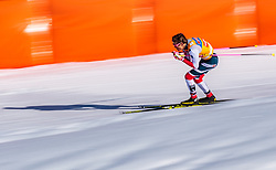 27.01.2018, Seefeld, AUT, FIS Weltcup Langlauf, Seefeld, FIS Weltcup Langlauf, Sprint Herren, im Bild Johannes Hoesflot Klaebo (NOR) // Johannes Hoesflot Klaebo of Norway during men's sprint of the FIS cross country world cup in Seefeld, Austria on 2018/01/27. EXPA Pictures © 2018, PhotoCredit: EXPA/ JFK
