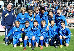 Academy - Photo mandatory by-line: Neil Brookman/JMP - Mobile: 07966 386802 - 11/04/2015 - SPORT - Football - Bristol - Memorial Stadium - Bristol Rovers v Southport - Vanarama Football Conference