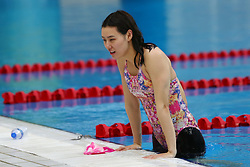 November 10, 2017 - Beijing, Beijing, China - Beijing, CHINA-10th November 2017:(EDITORIAL USE ONLY. CHINA OUT) ..Chinese swimmer Liu Xiang at FINA Swimming World Cup 2017 at the National Aquatics Centre in Beijing, November 10th, 2017. (Credit Image: © SIPA Asia via ZUMA Wire)