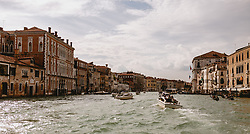 THEMENBILD - der Canale Grande bei Tag, aufgenommen am 04. Oktober 2019 in Venedig, Italien // the Canale Grande by day, in Venice, Italy on 2019/10/04. EXPA Pictures © 2019, PhotoCredit: EXPA/Stefanie Oberhauser