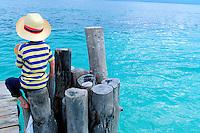 Mexique, Etat de Quintana Roo, Riviera Maya, ile de Isla Mujeres // Mexico, Quintana Roo state, riviera maya, Isla Mujeres island