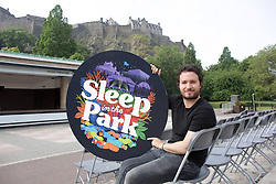 Homeless campaigner Josh Littlejohn announced that his Sleep in the Park event will be expanded to four cities this year pic copyright Terry Murden