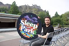 Sleep in the Park 2018, Edinburgh, 26 June 2018