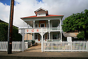 Wo Hing Museum, Lahaina, Maui, Hawaii