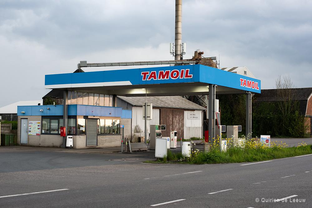 Tankstation Benthuizen, Zuid Holland