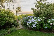 Noyack Bay Sunset, Bay View Ct, Sag Harbor, NY, North Haven