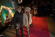 ALFIE ALLEN; JAMIE WINSTONE, Cirque de Soleil London premiere of Quidam. Royal albert Hall. 6 January 2009