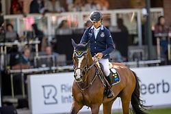 Bengtsson Rolf-Goran, SWE, Ermindo W<br /> European Championship Riesenbeck 2021<br /> © Hippo Foto - Dirk Caremans<br />  03/09/2021