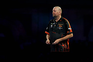 Raymond van Barneveld during the World Championship Darts 2018 at Alexandra Palace, London, United Kingdom on 17 December 2018.
