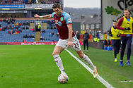 Burnley defender Stephen Ward (23) during the The FA Cup 3rd round match between Burnley and Barnsley at Turf Moor, Burnley, England on 5 January 2019.