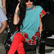 Natasha Grano attend the Indonesian Fashion Showcase - Jera at Fashion Scout London Fashion Week AW19 on 16 Feb 2019, at Freemasons' Hall, London, UK.