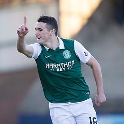 Raith Rovers 1 v 2 Hibernian, Scottish Championship 24/10/2015