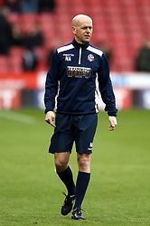 Bolton Wanderers head of sports science Nick Allamby