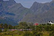 Arctic Race of Norway 2013<br /> PHOTO:  DANIEL SANNUM LAUTEN