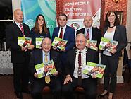 Mayo Sports Partnership Launch