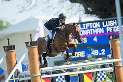 Paget Jonathan, (NZL), Clifton Lush<br /> CCI4* - Mitsubishi Motors Badminton Horse Trials 2016<br /> © Hippo Foto - Jon Stroud