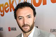 Perspresentatie Cast speelfilm GEK VAN ORANJE<br /> <br /> Op de foto:  Nasrdin Dchar