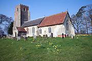 Church of Saint Peter, Blaxhall, Suffolk