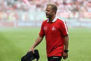 FUSSBALL: 2. Bundesliga, FC St. Pauli . 1. FC Koeln 3:5 Hamburg, 02.09.2018<br /> Trainer Markus Anfang (Koeln)<br /> © Torsten Helmke