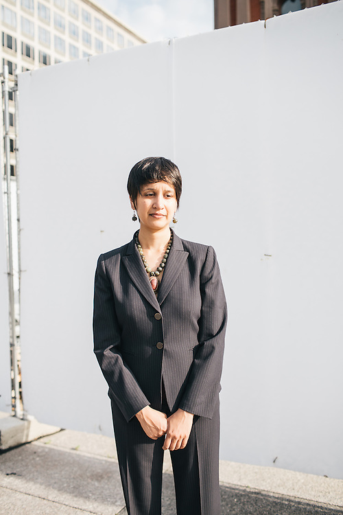 Nisha Agarwal, the new immigration commissioner for New York City, is leading an interagency task force in the city to respond to the effects in NYC of the migration crisis.