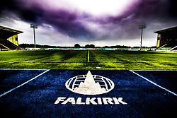 The Falkirk Stadium.