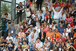 Dubbeldam family<br /> Individual Final Competition<br /> FEI European Championships - Aachen 2015<br /> © Hippo Foto - Dirk Caremans<br /> 23/08/15