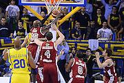 DESCRIZIONE : Porto San Giorgio Lega serie A 2013/14  Sutor Montegranaro Varese<br /> GIOCATORE : Ebi Ere<br /> CATEGORIA : controcampo schiacciata<br /> SQUADRA : Pallacanestro Varese<br /> EVENTO : Campionato Lega Serie A 2013-2014<br /> GARA : Sutor Montegranaro Pallacanestro Varese<br /> DATA : 23/11/2013<br /> SPORT : Pallacanestro<br /> AUTORE : Agenzia Ciamillo-Castoria/M.Greco<br /> Galleria : Lega Seria A 2013-2014<br /> Fotonotizia : Porto San Giorgio  Lega serie A 2013/14 Sutor Montegranaro Varese<br /> Predefinita :
