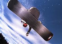 Snowboard Halfpipe  Feature