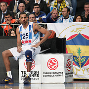 Fenerbahce Ulker's Thabo Sefolosha during their Euroleague Basketball Game 7 match Fenerbahce Ulker between Olympiacos at Sinan Erdem Arena in Istanbul, Turkey, Thursday, December 01, 2011. Photo by TURKPIX