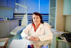 A Dra. Oconlogista Maria da Graça Vidal, ajudou no atendimento aos intoxicados e intubamentos durante a tragédia onde morreram mais de 230 pessoas no incêndio da Boate Kiss, em Santa Maria. FOTO: Jefferson Bernardes/Preview.com