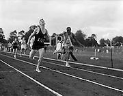 Athletics International at Santry..<br /> 17.07.1961