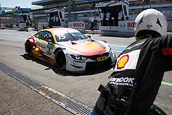 May 6, 2018 - Motorsports: DTM race Hockenheimring, Saison 2018 - 1. Event Hockenheimring, GER, Augusto Farfus, ( BRA, BMW Team RMG  (Credit Image: © Hoch Zwei via ZUMA Wire)