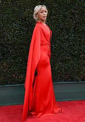 2018 Daytime Emmy Awards. 29 Apr 2018 Pictured: Eve. Photo credit: MEGA TheMegaAgency.com +1 888 505 6342
