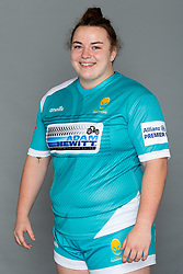Flo Long of Worcester Warriors Women - Mandatory by-line: Robbie Stephenson/JMP - 27/10/2020 - RUGBY - Sixways Stadium - Worcester, England - Worcester Warriors Women Headshots