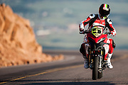 Carlin Dunne, Ducati factory Multistrada 2012