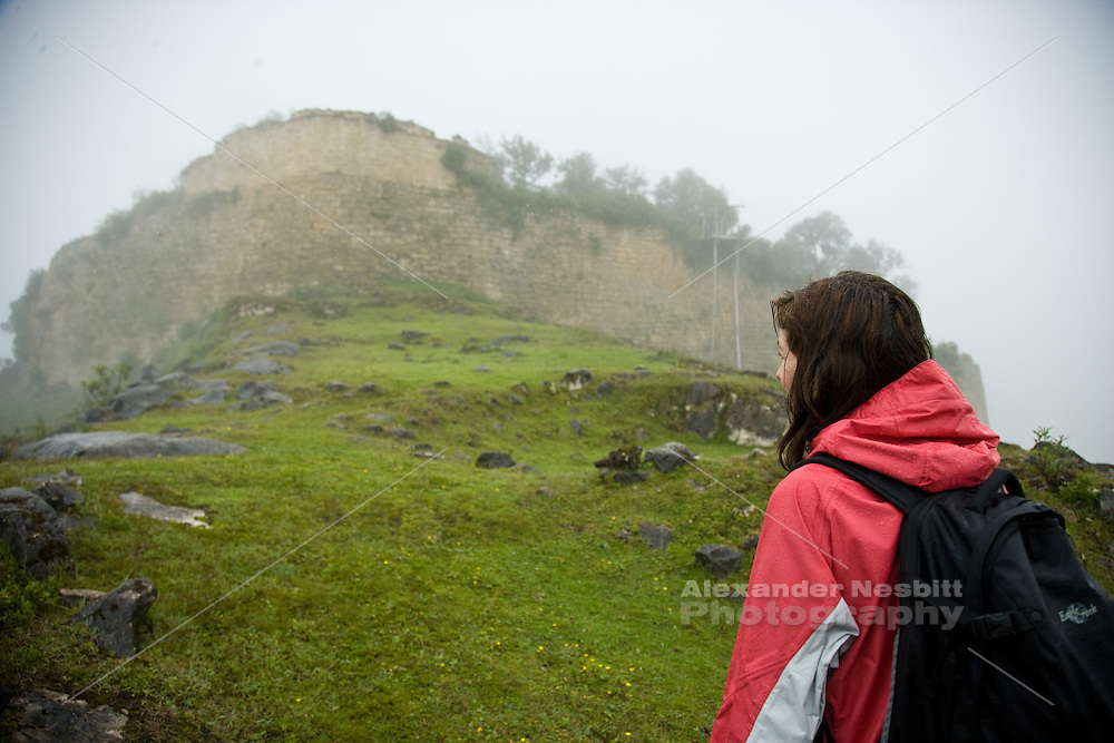 Chachapoyas - exploring the ruins of Kuelap