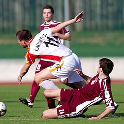 20110402: SLO, Football - PrvaLiga, NK Triglav Gorenjska vs Rudar