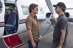 RELEASE DATE: September 29, 2017 TITLE: American Made STUDIO: Universal Pictures DIRECTOR: Doug Liman PLOT: A pilot lands work for the CIA and as a drug runner in the south during the 1980s. STARRING: TOM CRUISE, director DOUG LIMAN on set. (Credit Image: ? Universal Pictures/Entertainment Pictures/ZUMAPRESS.com)