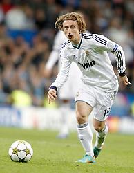 04-12-2012 VOETBAL: CL REAL MADRID - AFC AJAX AMSTERDAM: MADRID<br /> <br /> ***NETHERLANDS ONLY***<br /> ©2012-FotoHoogendoorn.nl
