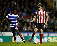 Sander Berge of Sheffield Utd during the FA Cup match at the Madejski Stadium, Reading. Picture date: 3rd March 2020. Picture credit should read: Simon Bellis/Sportimage