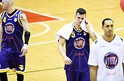 Mirza Alibegovic<br /> Grissin Bon Pallacanestro Reggio Emilia - Fiat Auxilium Torino<br /> Lega Basket Serie A 2016/2017<br /> Reggio Emilia, 15/04/2017<br /> Foto A.Giberti / Ciamillo - Castoria